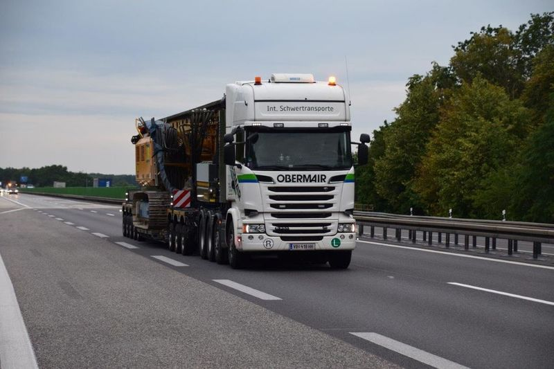 Obermair Schwertransport