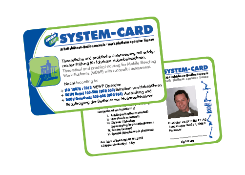 SYSTEM-CARD